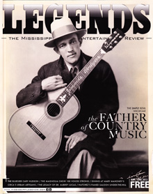 Legends Magazine